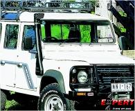 Safari Snorkel Land Rover Defender 300TDI