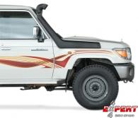 Safari Snorkel Toyota Land Cruiser serie 70