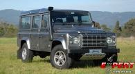 Safari Snorkel Land Rover Defender TD4 a TD5